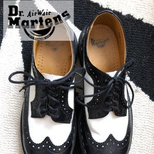 Doc Marten |  LEATHER BROGUE SHOES | Mens Sz 7